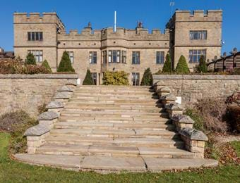 slaley hall exterior shot